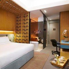 Oasia Hotel Downtown Singapore комната для гостей фото 5