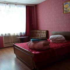 Гостиница Спартак комната для гостей фото 3
