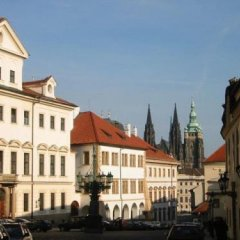 Отель Domus Henrici Прага фото 11