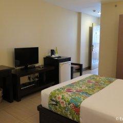 Отель Kimberly Tagaytay Филиппины, Тагайтай - отзывы, цены и фото номеров - забронировать отель Kimberly Tagaytay онлайн удобства в номере фото 2