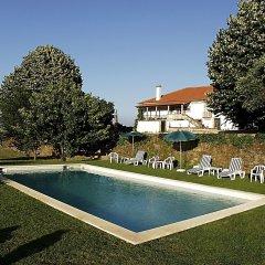 Отель Casa de Vilarinho de S. Romao бассейн