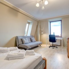 Апартаменты Dom & House - Apartments Aquarius комната для гостей фото 2