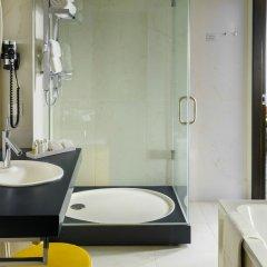 Отель Palace Эстония, Таллин - 9 отзывов об отеле, цены и фото номеров - забронировать отель Palace онлайн ванная