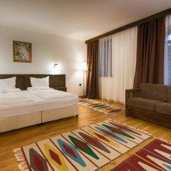 Отель Arbanashki Han Hotelcomplex Велико Тырново комната для гостей