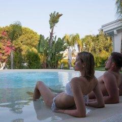 Отель Villa Lucy Фонтане-Бьянке бассейн фото 2