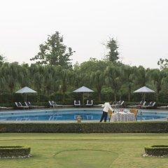 Отель Taj Palace, New Delhi Нью-Дели бассейн фото 2