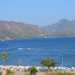 Отель Gold Kaya Otel Мармарис пляж