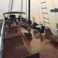 Отель Carina Cruise Halong Bay интерьер отеля фото 2