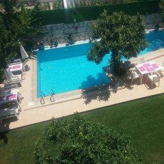 Sari Kösk Butik Hotel Чешме балкон