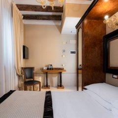 Отель Paganelli сейф в номере