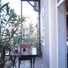 Отель Faik Pasha Hotels Стамбул балкон