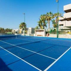 Отель Holiday Inn Resort Los Cabos Все включено спортивное сооружение