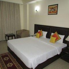Отель Airport Hotel Venus Индия, Нью-Дели - отзывы, цены и фото номеров - забронировать отель Airport Hotel Venus онлайн комната для гостей фото 2