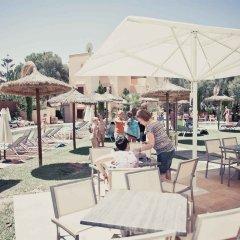 Отель Apartamentos Playa Ferrera пляж