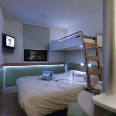 Отель ibis budget Brugge Centrum Station Бельгия, Брюгге - 2 отзыва об отеле, цены и фото номеров - забронировать отель ibis budget Brugge Centrum Station онлайн ванная