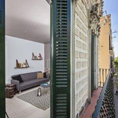 Отель Sweet Inn Apartments - Fira Sants Испания, Барселона - отзывы, цены и фото номеров - забронировать отель Sweet Inn Apartments - Fira Sants онлайн балкон