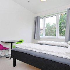 Отель Anker Apartment Норвегия, Осло - 7 отзывов об отеле, цены и фото номеров - забронировать отель Anker Apartment онлайн комната для гостей фото 5