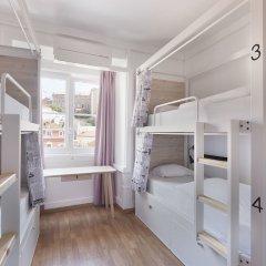 Goodmorning Hostel Lisbon комната для гостей фото 4