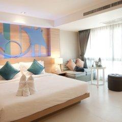 Апарт-Отель Ratana Kamala комната для гостей фото 12
