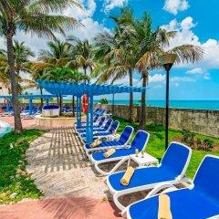 Отель H10 Habana Panorama пляж