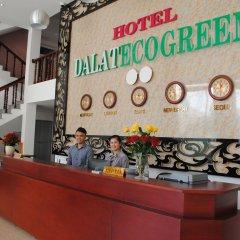 Dalat Ecogreen Hotel Далат интерьер отеля