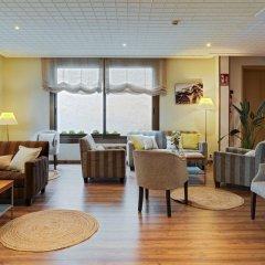 Отель Bonanova Park Испания, Барселона - 5 отзывов об отеле, цены и фото номеров - забронировать отель Bonanova Park онлайн интерьер отеля