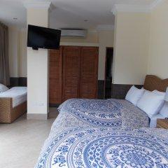 Отель Dharma Beach комната для гостей фото 4