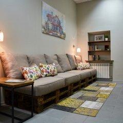 Хостел Central комната для гостей