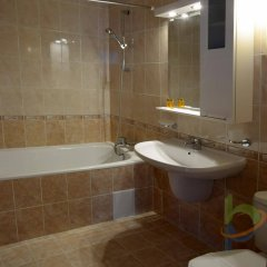 Отель Sunny Bay Aparthotel Солнечный берег ванная