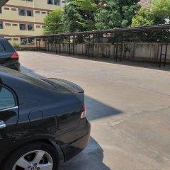 Отель J 168 Living Бангкок парковка