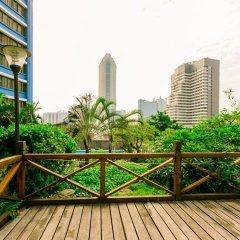 Ocean Hotel балкон