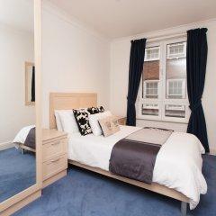 Отель Central London 2 Bedroom Flat Великобритания, Лондон - отзывы, цены и фото номеров - забронировать отель Central London 2 Bedroom Flat онлайн комната для гостей