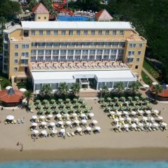 Adriatik Hotel Дуррес пляж фото 2