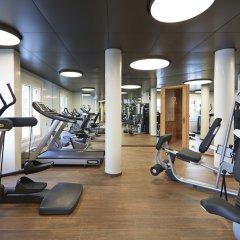 Отель Seehof Швейцария, Давос - отзывы, цены и фото номеров - забронировать отель Seehof онлайн фитнесс-зал фото 2