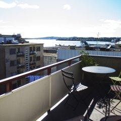 Thon Hotel Kristiansand балкон
