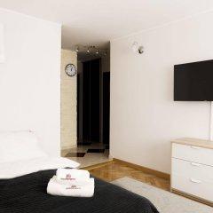 Отель Hosapartments City Center Польша, Варшава - 2 отзыва об отеле, цены и фото номеров - забронировать отель Hosapartments City Center онлайн комната для гостей фото 5