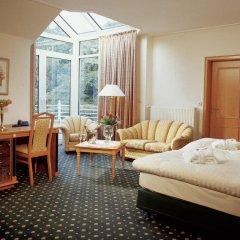 Отель Kurpark Villa Aslan интерьер отеля фото 2