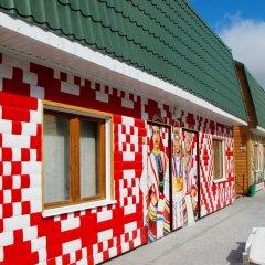 База отдыха Younge Art Camp парковка