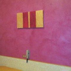 Отель Albergo Tarsia Кастровиллари удобства в номере фото 2