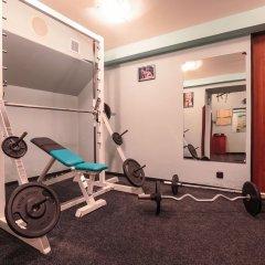 Hotel Victoria Пльзень фитнесс-зал фото 2