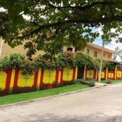 Hotel Casa La Cumbre Сан-Педро-Сула парковка