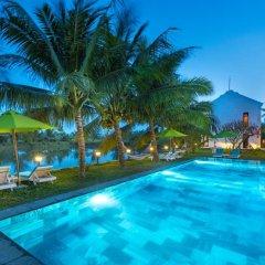 Отель Water Coconut Boutique Villas бассейн фото 3