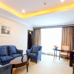 Gehao Holiday Hotel комната для гостей