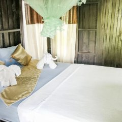 Leaf House Bungalow - Hostel комната для гостей фото 2