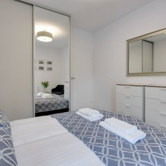 Апартаменты Lion Apartments -Bari Сопот комната для гостей фото 2