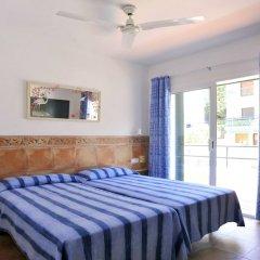 Отель Apartaments el Berganti Испания, Курорт Росес - отзывы, цены и фото номеров - забронировать отель Apartaments el Berganti онлайн комната для гостей фото 2