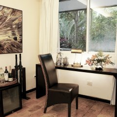 Отель Gaia Hotel And Reserve - Adults Only Коста-Рика, Кепос - отзывы, цены и фото номеров - забронировать отель Gaia Hotel And Reserve - Adults Only онлайн удобства в номере фото 2