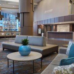 Отель Vancouver Marriott Pinnacle Downtown интерьер отеля фото 3