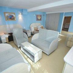 Отель Oaza Черногория, Будва - 8 отзывов об отеле, цены и фото номеров - забронировать отель Oaza онлайн комната для гостей фото 4