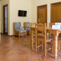 Отель Complejo Rural Huerta Nevada в номере
